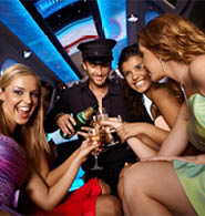 Earth Limos Las Vegas Bachelorette Party Packages