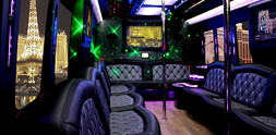 Earth Limos Party Bus Transportation service