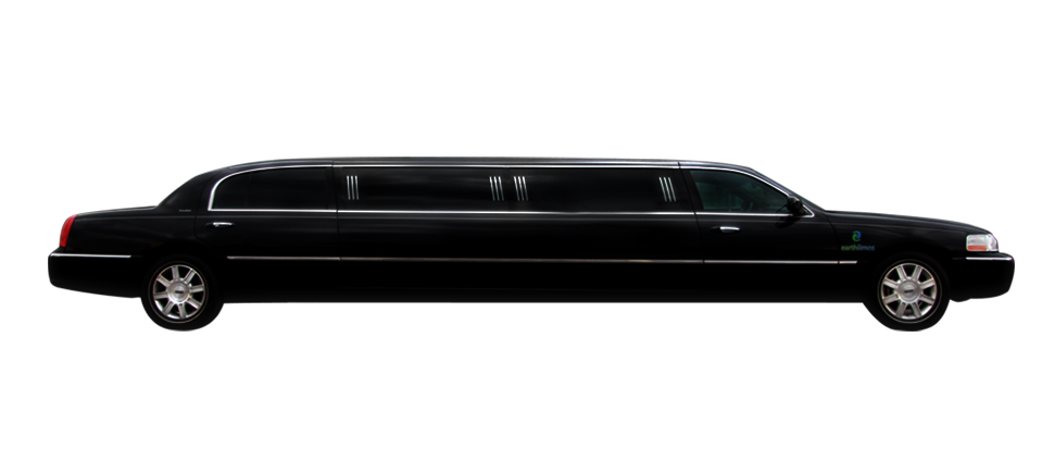 Earth Limos of LAS VEGAS 8 Passenger Lincoln Town Car
