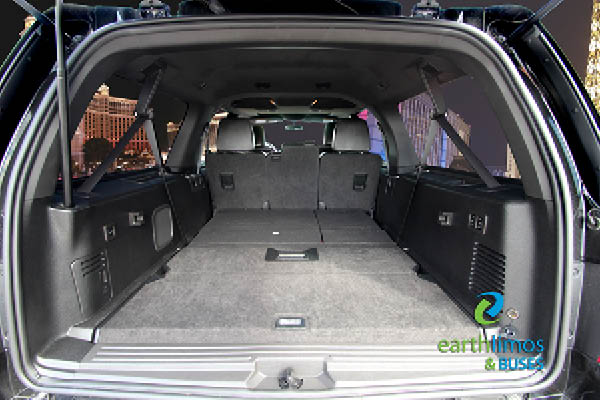Earth Limos of LAS VEGAS Ford Expedition Sedan Interior Shot 3