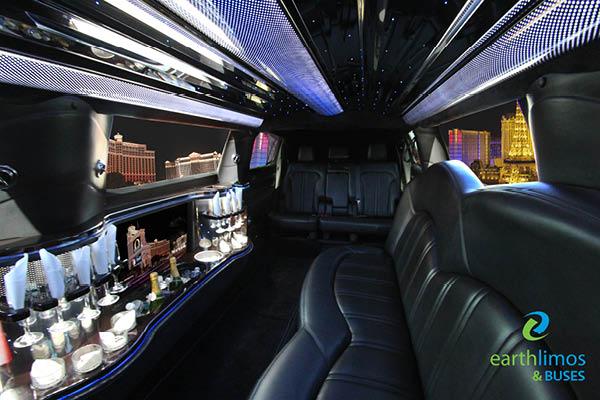 Las Vegas Lincoln Mkt Wedding Stretch Limo Earthlimos Com