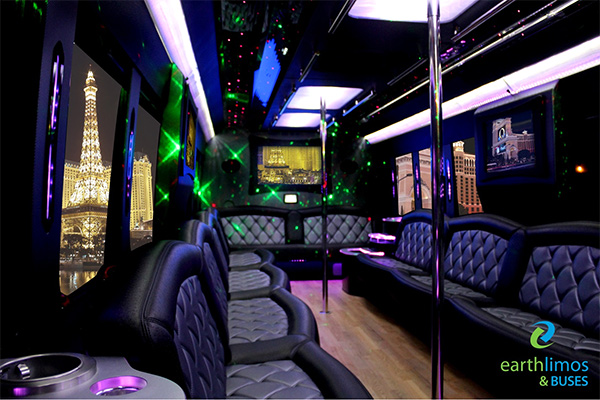 Party Bus Las Vegas Earthlimos Com