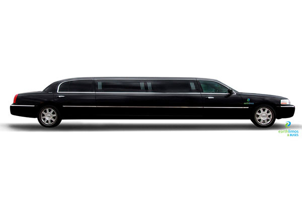 Lincoln Limo 6 Passenger Exterior