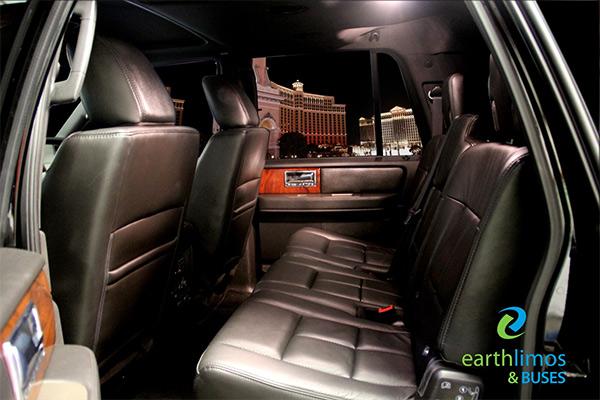 Las Vegas Luxury Limo Lincoln Navigator L Series Suv Sedan